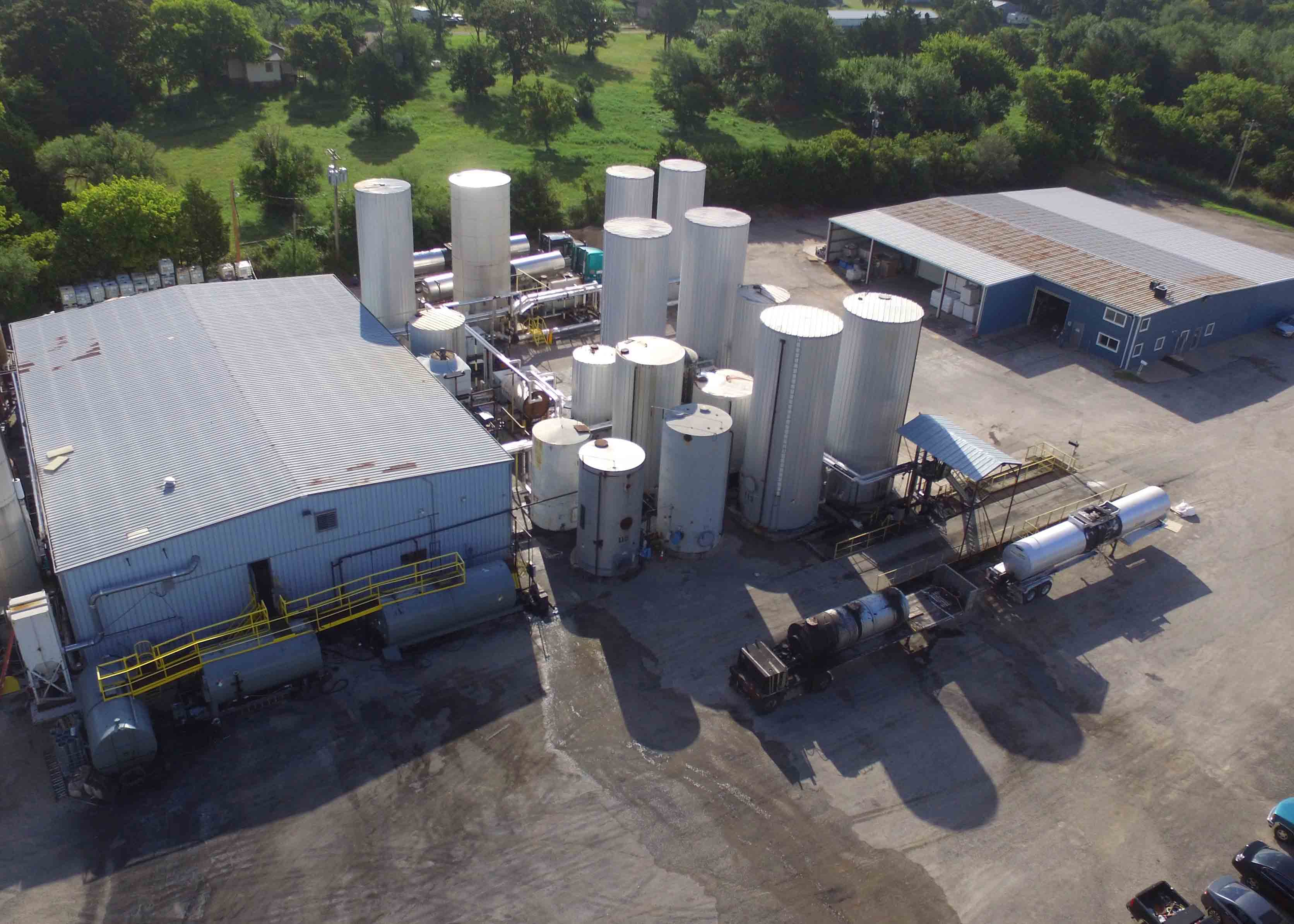 Aerial Image of OKC Location