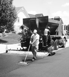 Vance Brothers asphalt products
